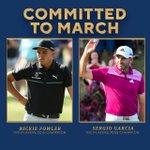 Image for the Tweet beginning: Rickie. Sergio. The commits keep