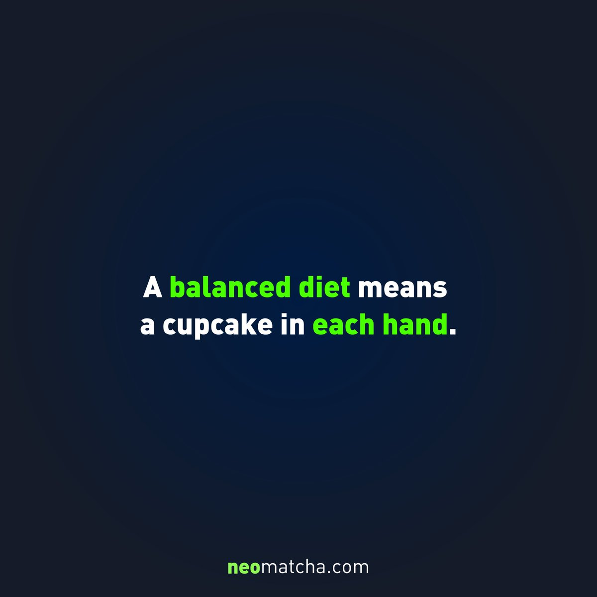 A line on the whole slimming craze. Being #fit& #healthy is a #great goal, but make it balanced& reasonable. Do sports, #eat healthy, treat yourself to sth in between! This doesn´t only bring you #success with your weight, but also makes you more energetic, more positive& happier https://t.co/OJuvpLbQIK