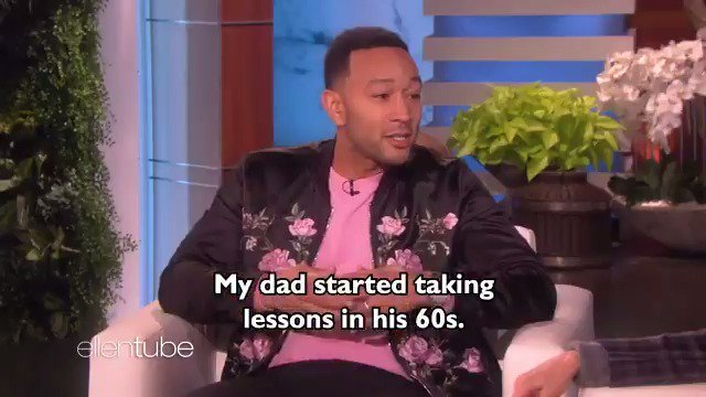 I have a reward for when @JohnLegend learns how to swim. https://t.co/qRifrduymq