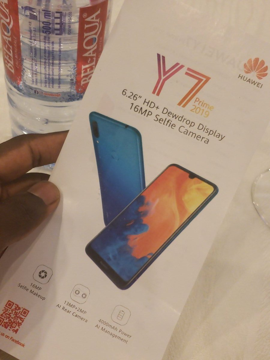 #Y7Prime2019 launched