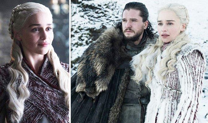 #GameofThronesSeason8 Daenerys Targaryen's life at RISK as star teases death? #gameofthrones https://t.co/kdEn10ZwrD