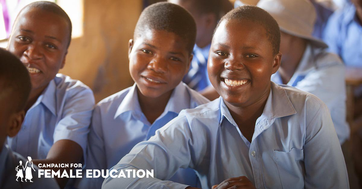 CAMFED - Campaign for Female Education's photo on #charitytuesday