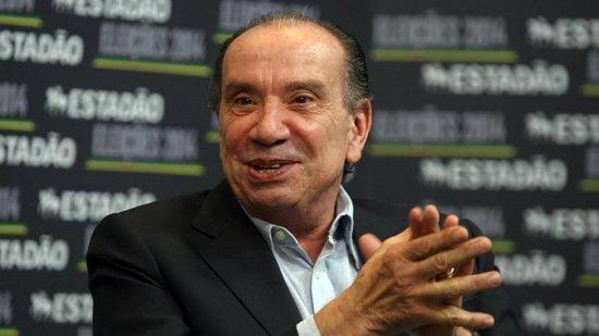 Aloysio Nunes pede demissão do governo de SP após operação da PF https://t.co/kEbIKbuv5A