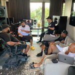 Image for the Tweet beginning: FATHER OF ASAHD ALBUM MEETING
