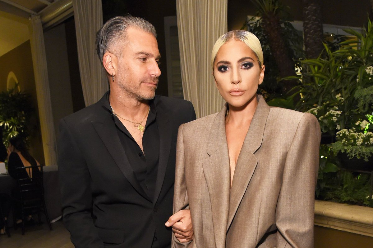 Lady Gaga and fiancé Christian Carino end engagement: https://t.co/w9FTabPOEH