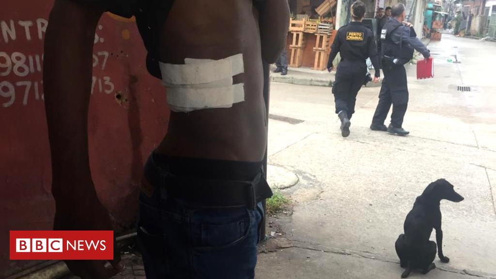 Snipers são investigados por suspeita de 'tiro ao alvo' contra moradores de favela no #Rio https://t.co/VP2x4Q2C3l