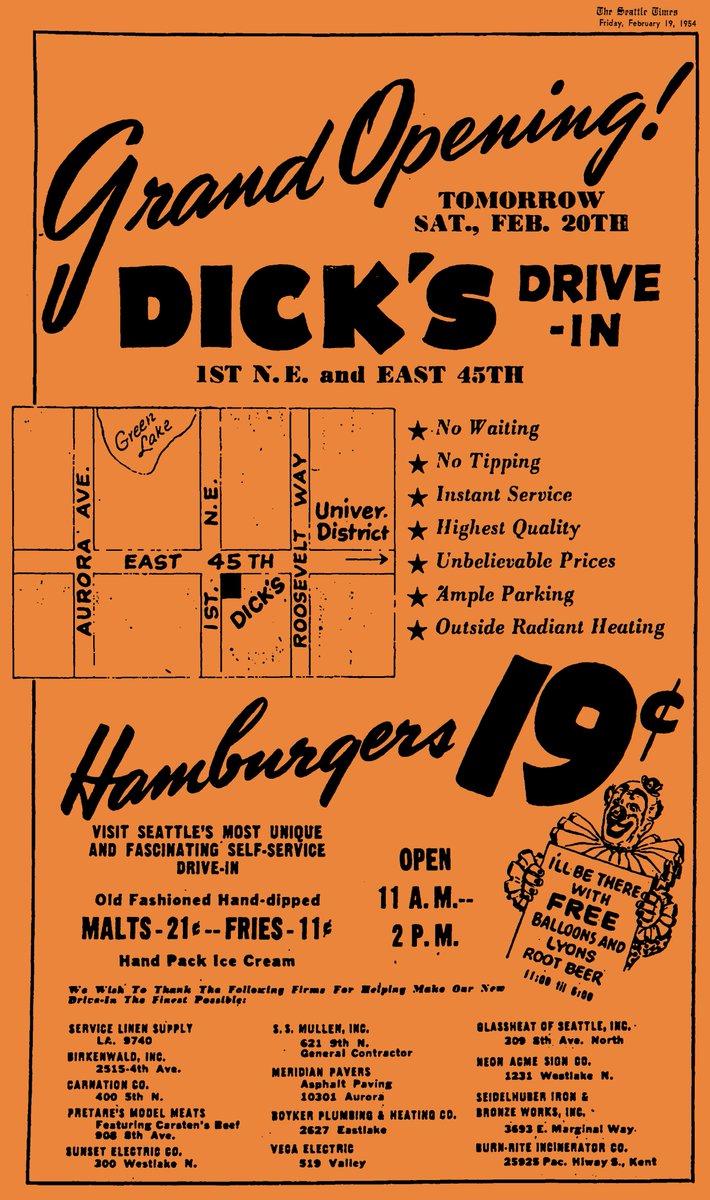 3b92cb7dd Dick s Drive In Kent Updates ( DDIKentUpdates)