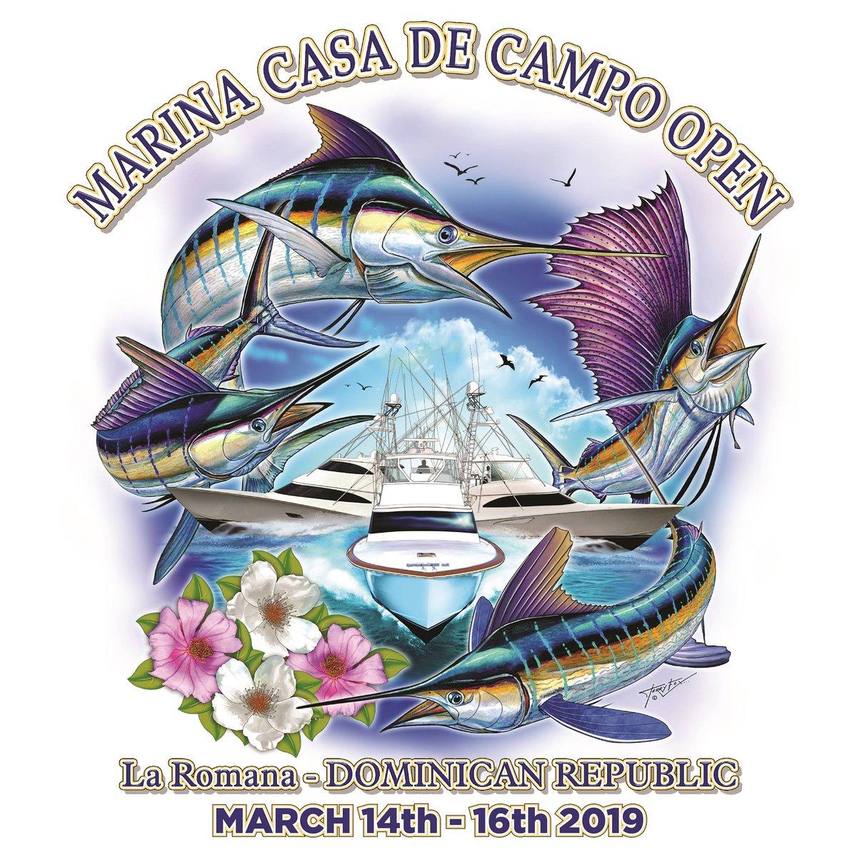 Marina Casa de Campo Open - March 14-16, 2019 https://t.co/bUiWWzg9P2
