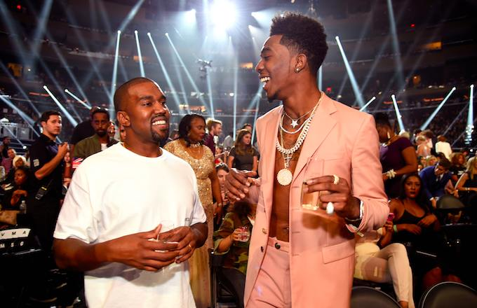 Desiigner calls Kanye 'crazy' again in his new 'Thotiana' remix: https://t.co/u4sgTGw7y7