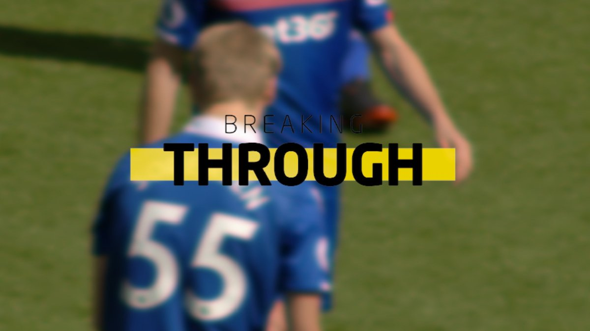 Morning! ☕️  👀 Keep an eye out for a brand NEW series coming later this evening.  #BreakingThrough  #SCFC 🔴⚪️