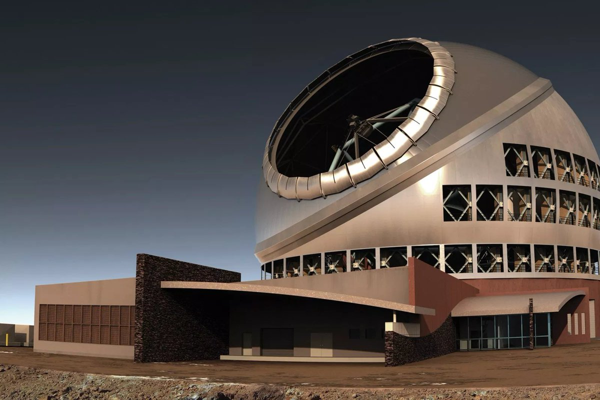 Thirty Meter Telescope could boost Hawaii Island's economy