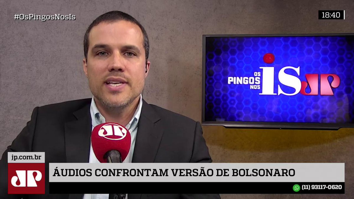 Jovem Pan News's photo on #OsPingosNosIs