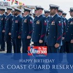 Happy 78th birthday to the @USCGReserve! #CoastGuardReserve