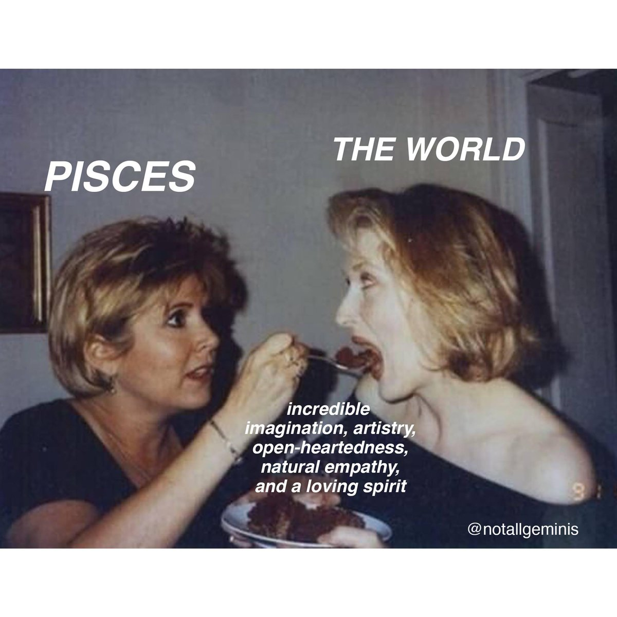 Not All Geminis On Twitter Happy Pisces Season Lil Fishies