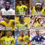 Image for the Tweet beginning: PENTA? SÓ O BRASIL! TEM