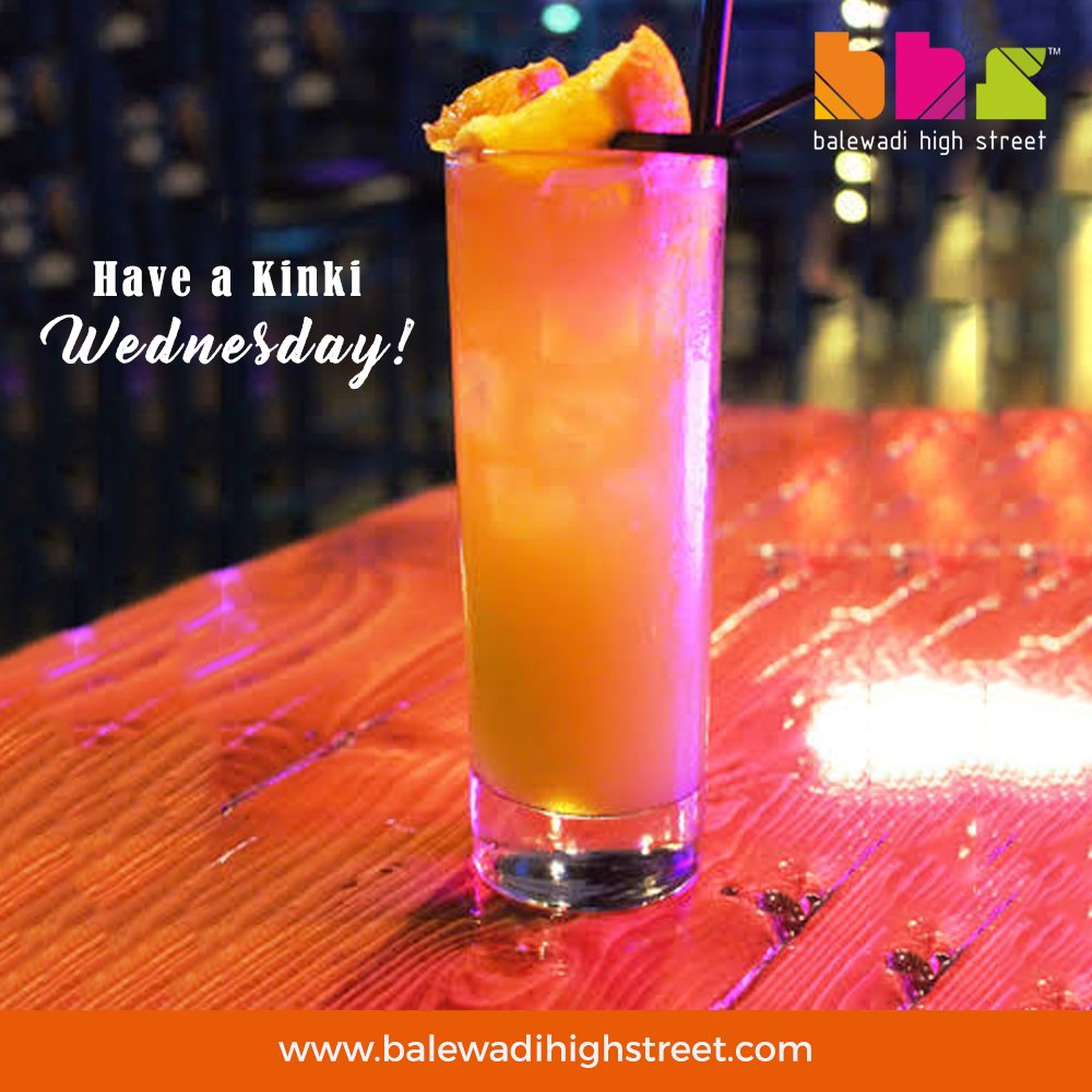 Let's drink this Wednesday like it's a Thursday, When we drink like it's a Friday! #BHS #pune #spoiltbychoice #lifeatbhs #worldcuisine #perfecthangout #placetobe #drinkstagram #drinkporn #foodporn #foodies #foodiehub #unwindafterwork #chillout