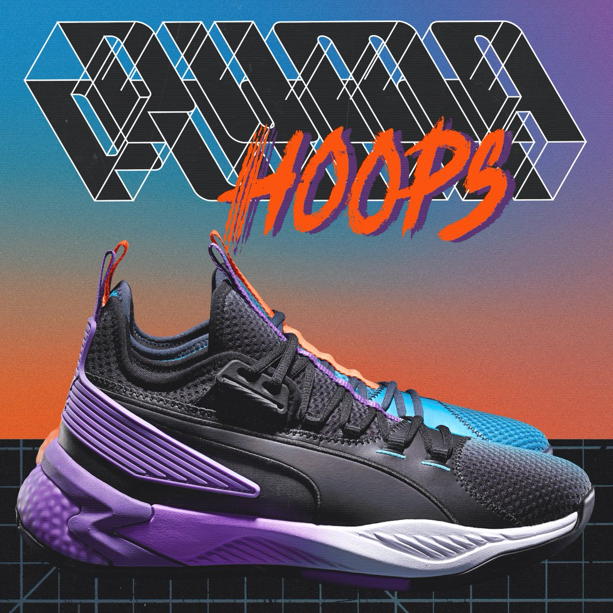 With custom cushion tech for peak responsiveness on the court, and a '90s-inspired style, the new @pumahoops UPROAR CHARLOTTE is built for the street, made for the court. Cop it here 👉 https://trib.al/Etdh63F
