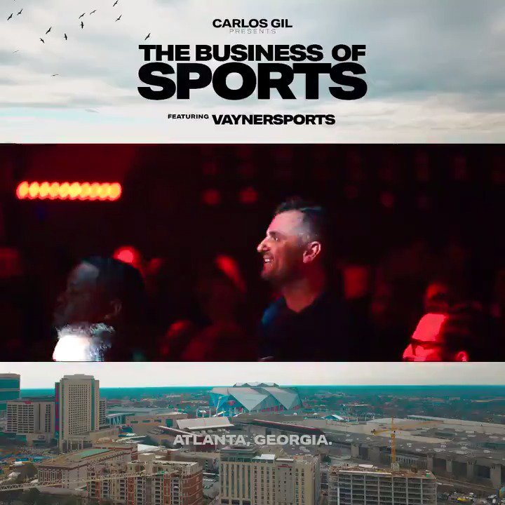 Your all-access pass into Super Bowl LIII featuring @GaryVee's sports agency @VaynerSports including interviews with Walter Powell, Geronimo Allison, & Tyree Jackson.   🔗: http://youtu.be/-0SBvllgqDc