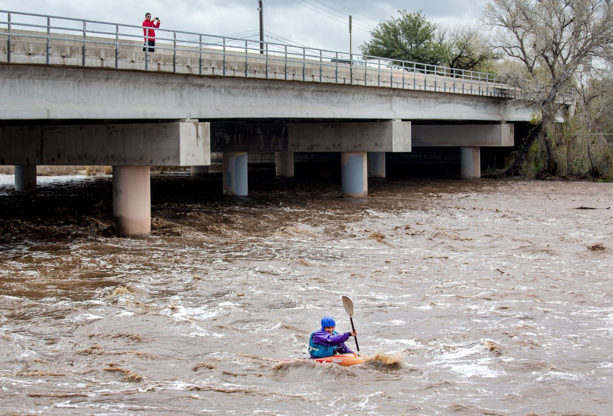 Steller column: Wet, cool month recalls old Tucson winters https://t.co/wu3K5aRRUa