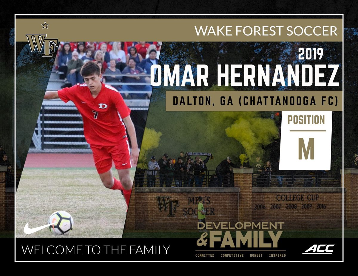 Wake Mens Soccer WakeMSoccer