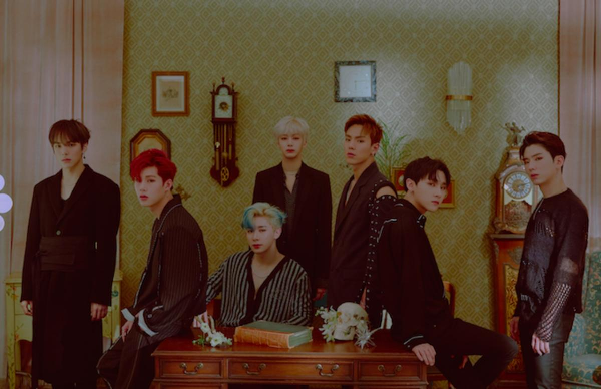 .@OfficialMonstaX deliver new album 'Take.2 We Are Here' featuring @steveaoki. https://t.co/KeimzGlXuJ
