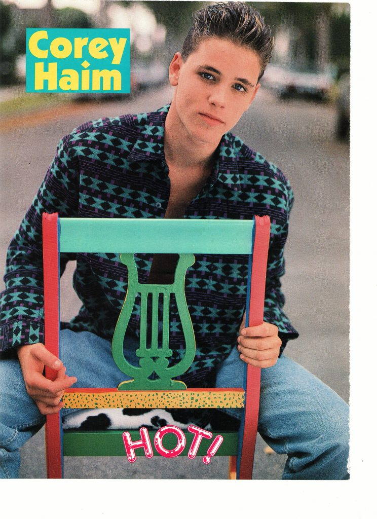 33c01fd6d24 Find it in my store. What was your favorite Corey Haim movie  ...