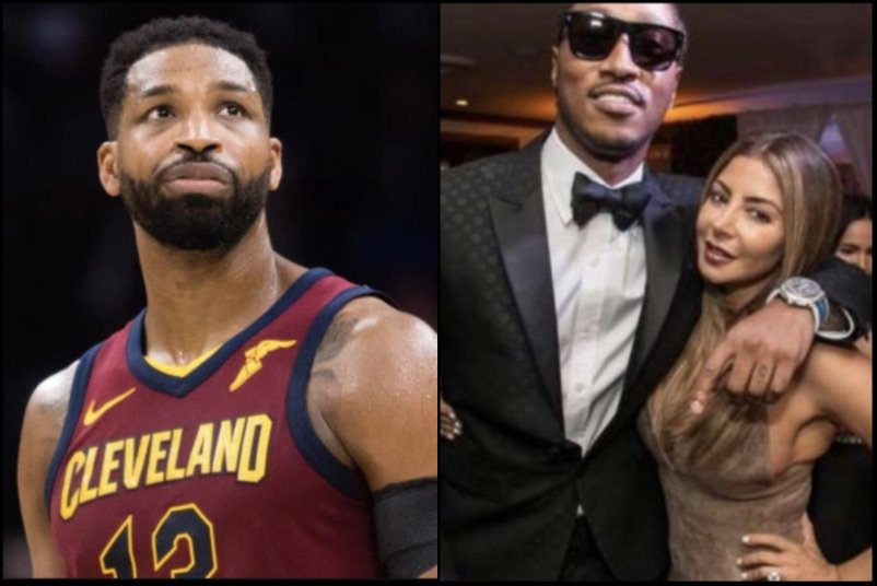 973275087 Watch Larsa Pippen Who Cheated on Scottie Twice With Future and Made Pip  Apologize for Her Cheating Before Divorcing Him