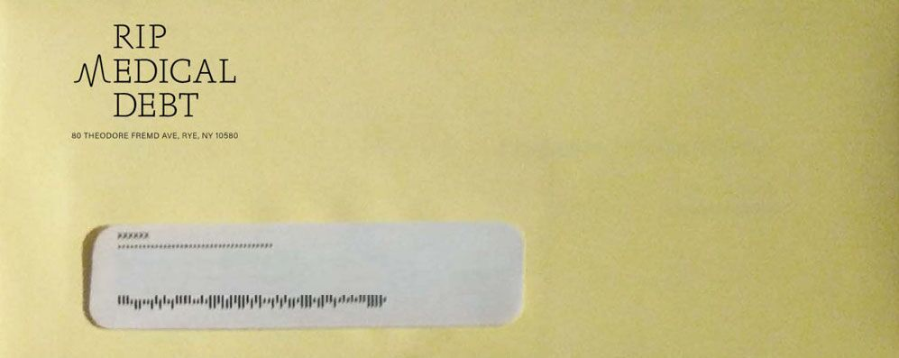 If you get a letter in the mail that that looks like this