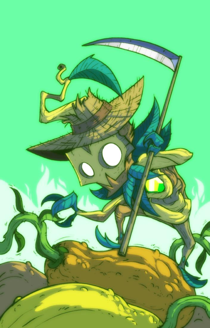 Hey guys! Be sure to stop by for some searing hot art tips from me! The Drawbarian! Starting up in about 10 minutes. Come on by!  https://www. twitch.tv/kleientertainm ent &nbsp; …  #livedrawing #dontstarve<br>http://pic.twitter.com/Qe2Xbd7ash