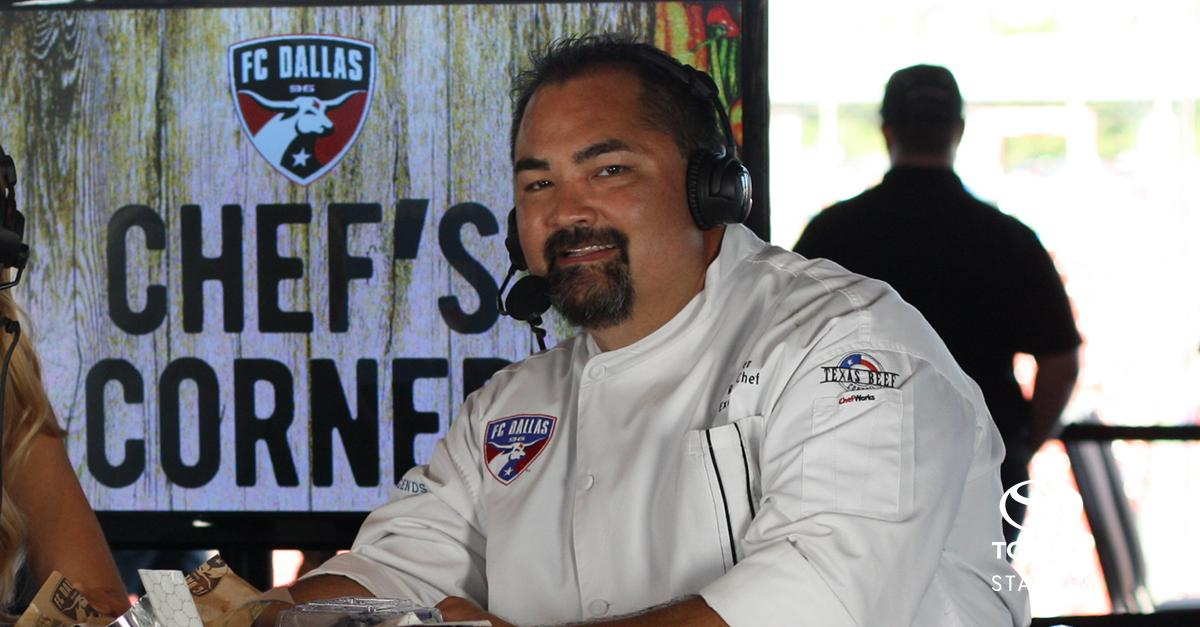 📺 @NBCDFW will be live from Toyota Stadium on Wednesday (tomorrow) morning from 5-7am!   Tune in at 6am to see Chef Rex from @TheLegendsWay show what he's cooking up for the 2019 season! #ToyotaStadiumEats
