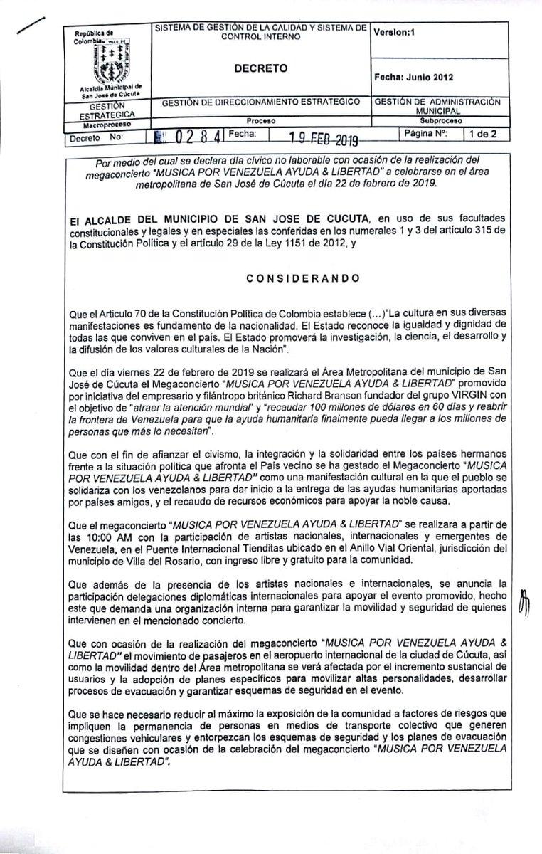 Maduro: Si algo me pasa, ¡retomen el poder y hagan una revolución más radical! - Página 8 DzzvJiaWkAE2KAT