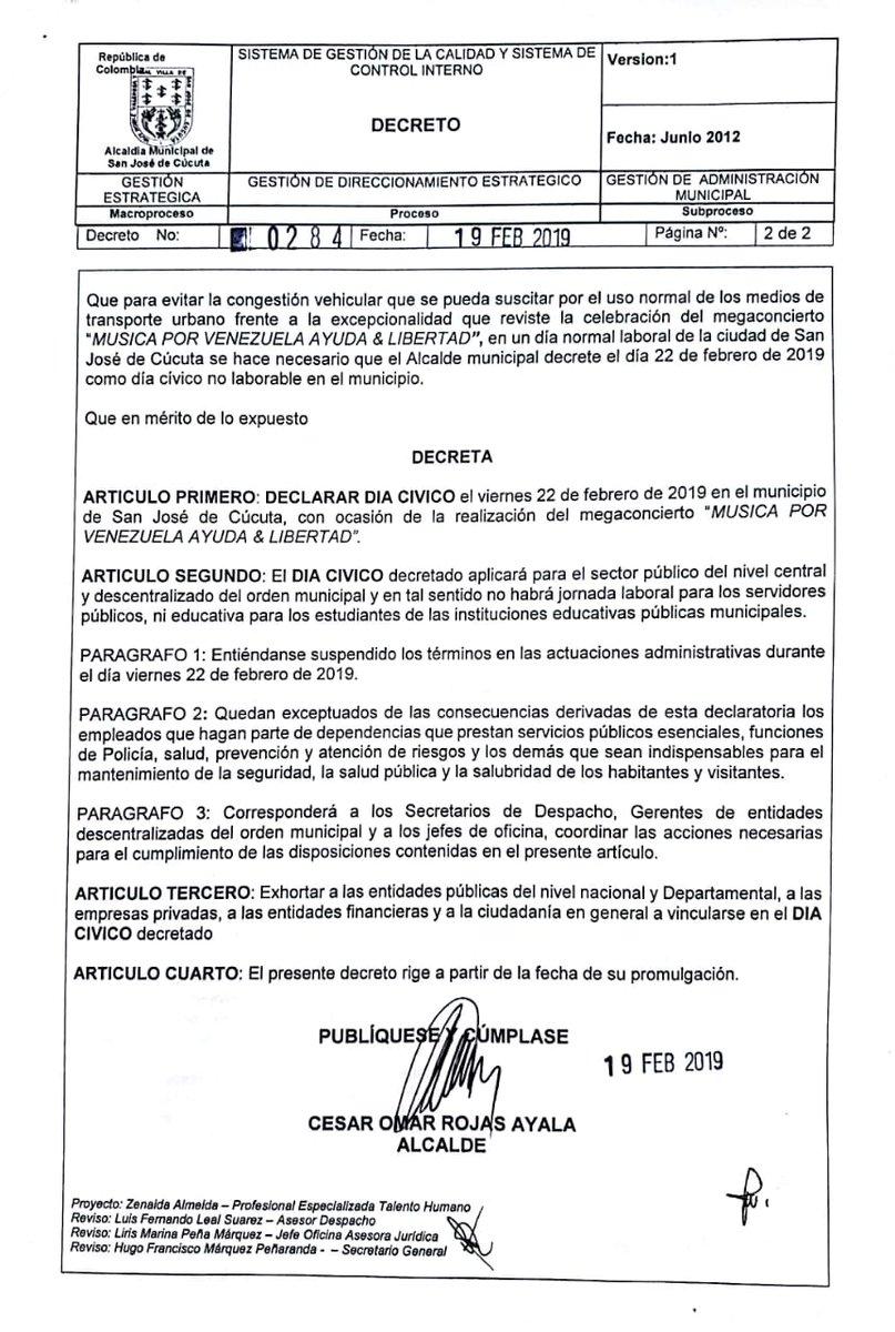 Maduro: Si algo me pasa, ¡retomen el poder y hagan una revolución más radical! - Página 8 DzzvL_RWkAA3sH6