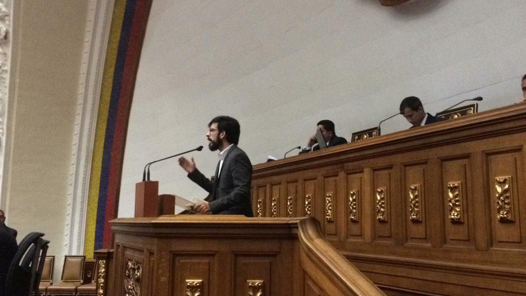 Miguel Pizarro: Queremos que la ayuda humanitaria sea un canal permanente http://bit.ly/2NeVSKS