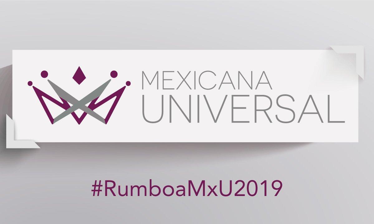 candidatas a mexicana universal 2019. final: 23 june. - Página 3 Dzzxqt6XQAE1wuB