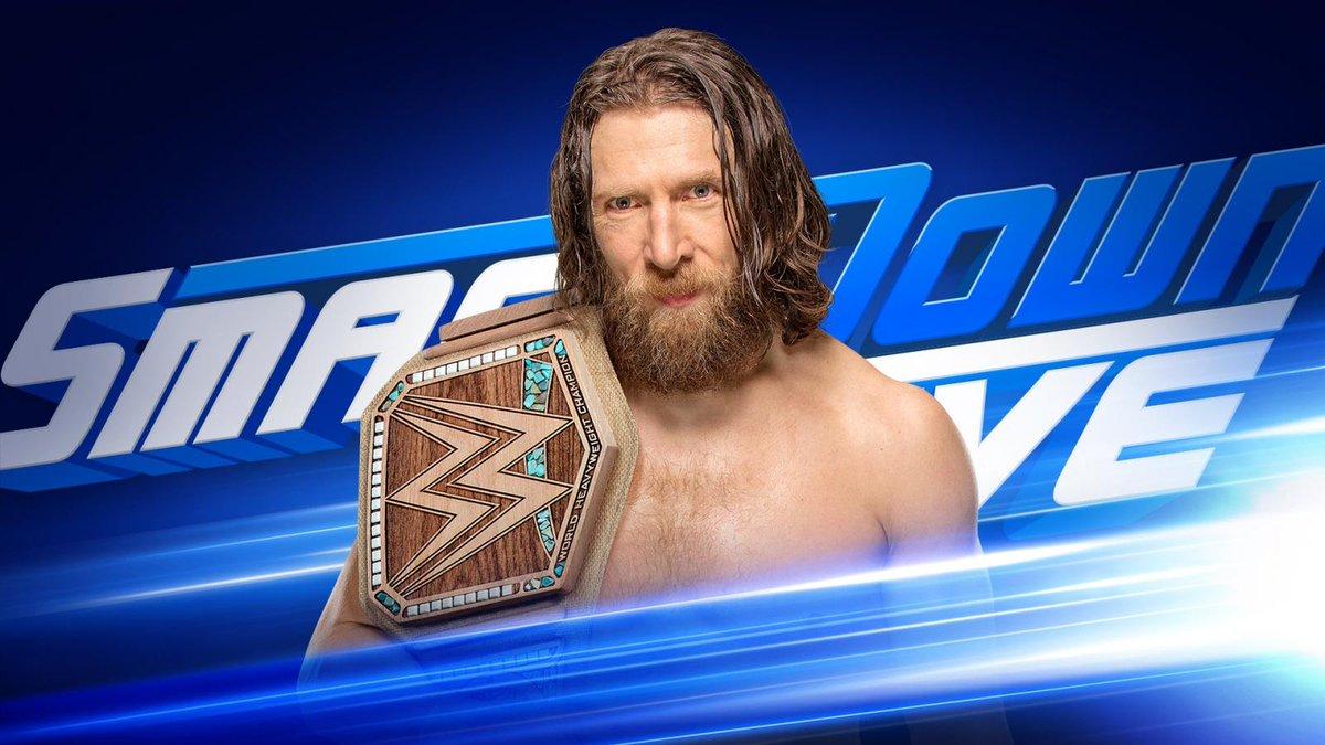 Who do YOU want eco-champion @WWEDanielBryan to face at #WWEFastlane? #SDLive