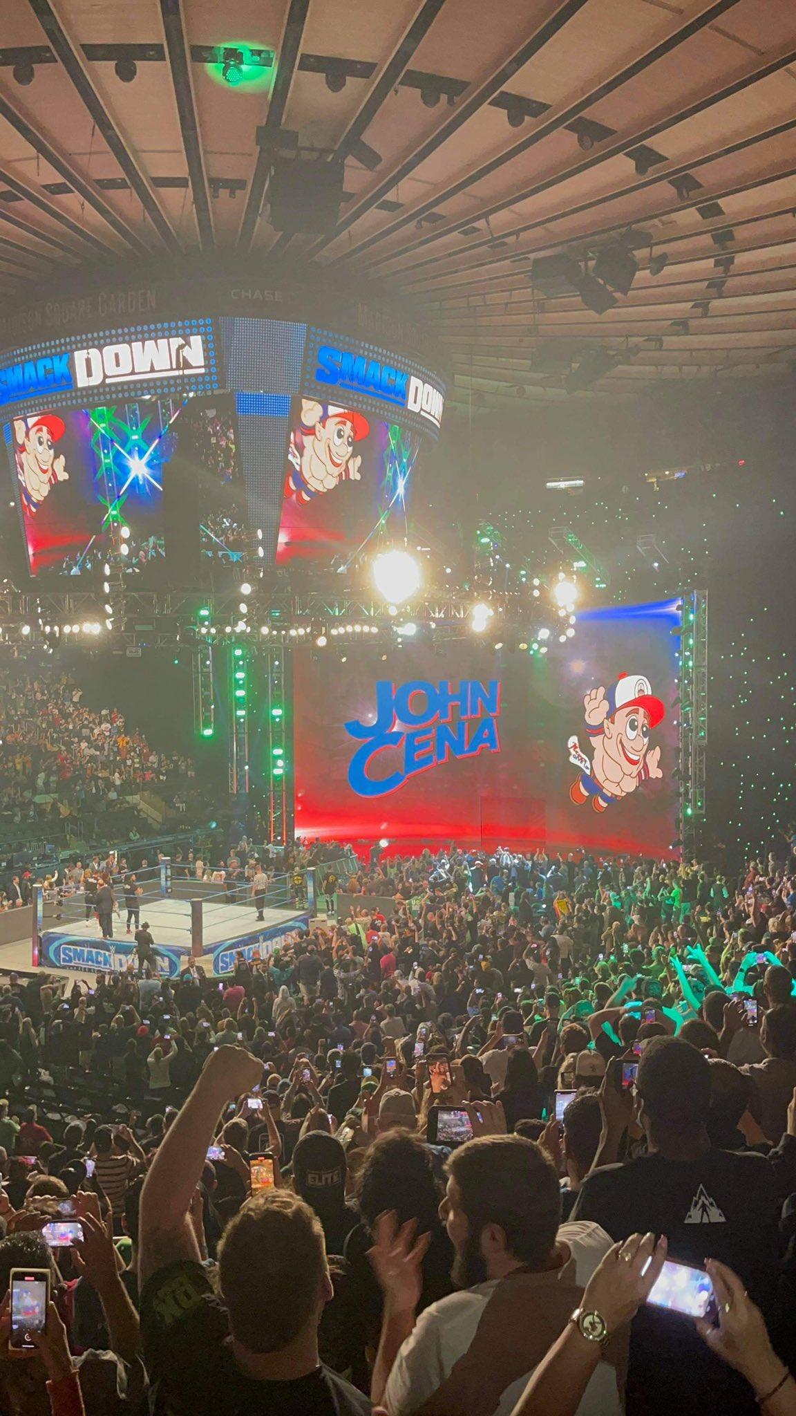 WWE Super Smackdown: John Cena Returns After Summerslam 2021 Loss 1