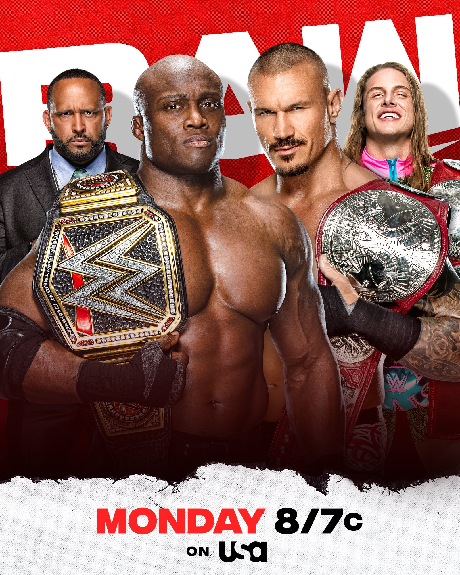Extreme Rules 2021: Changes Made To WWE And Universal Title Matches 24