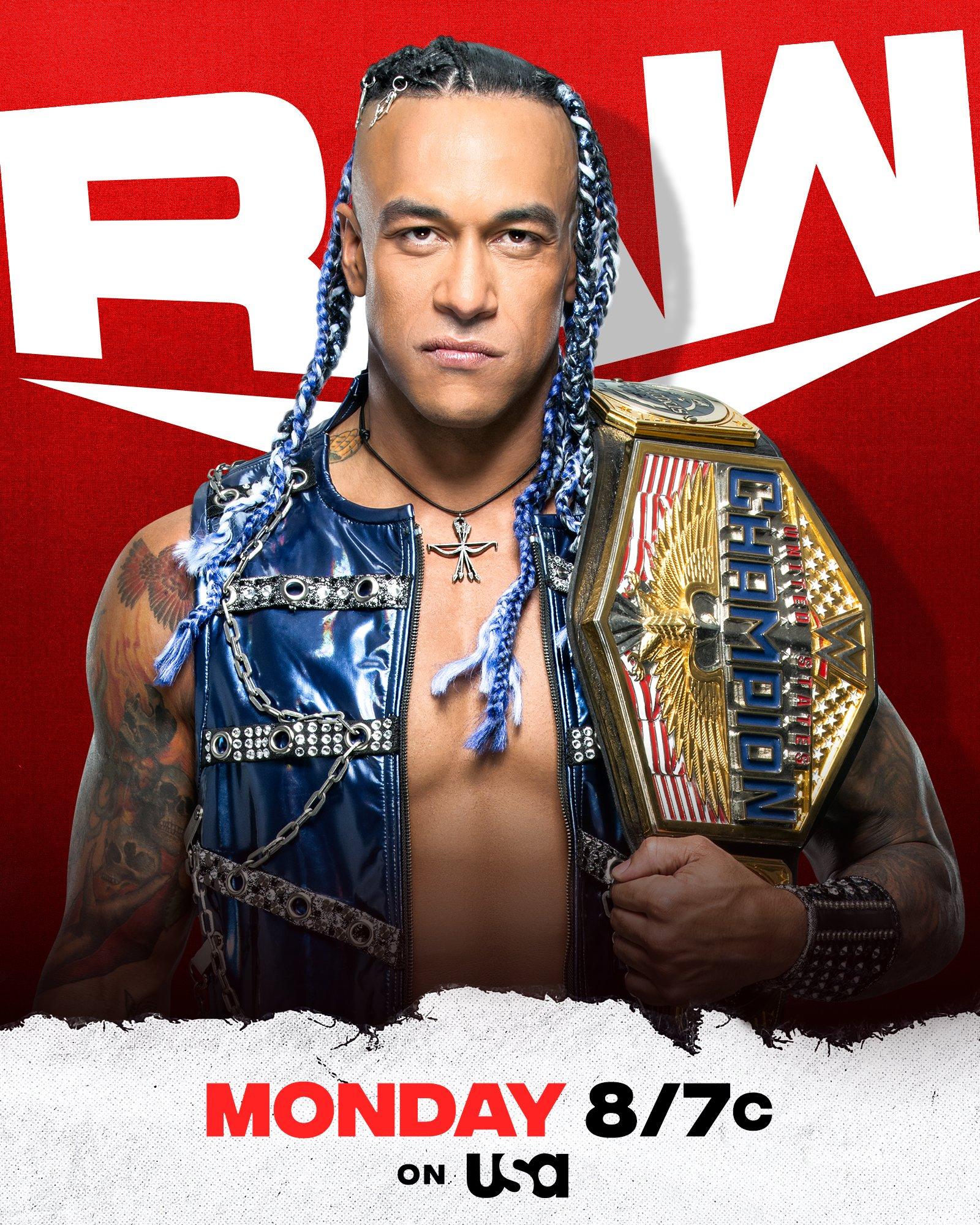 WWE Raw Preview (13/09/21): Lashley vs. Orton; US Title Open Challenge 31