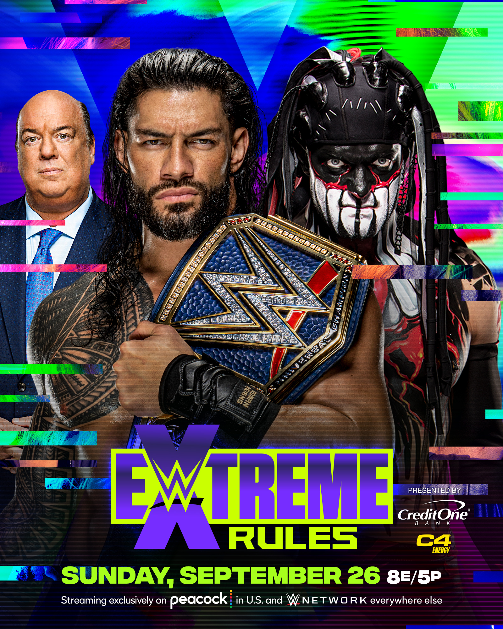 Extreme Rules 2021: Changes Made To WWE And Universal Title Matches 25