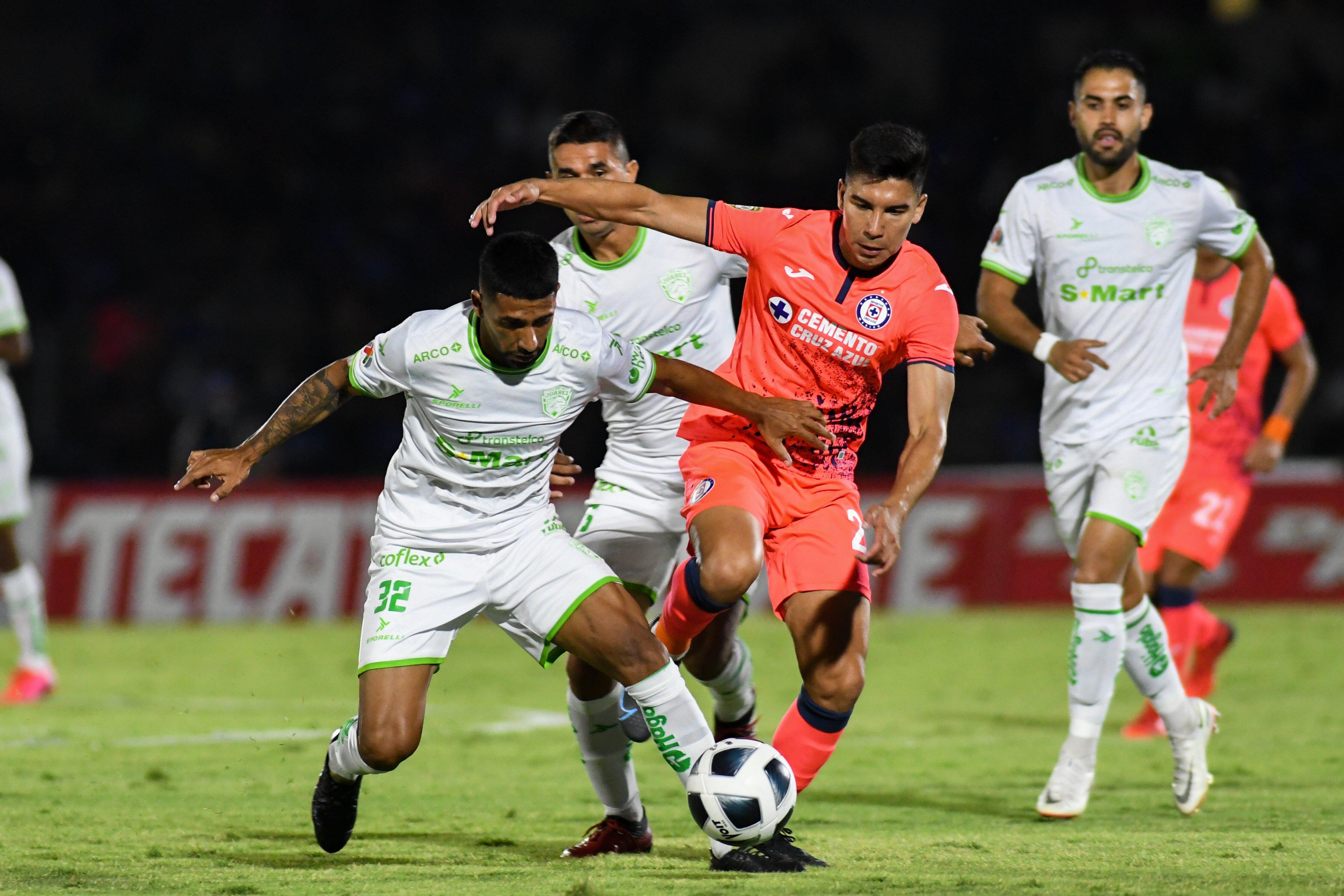 Juárez vs Cruz Azul 2-1 Torneo Apertura 2021