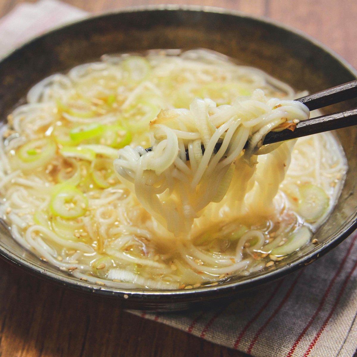 夏のうちに使い切れず余ってしまった素麺がある方必見!電子レンジで作れちゃう、お手軽素麺レシピ!