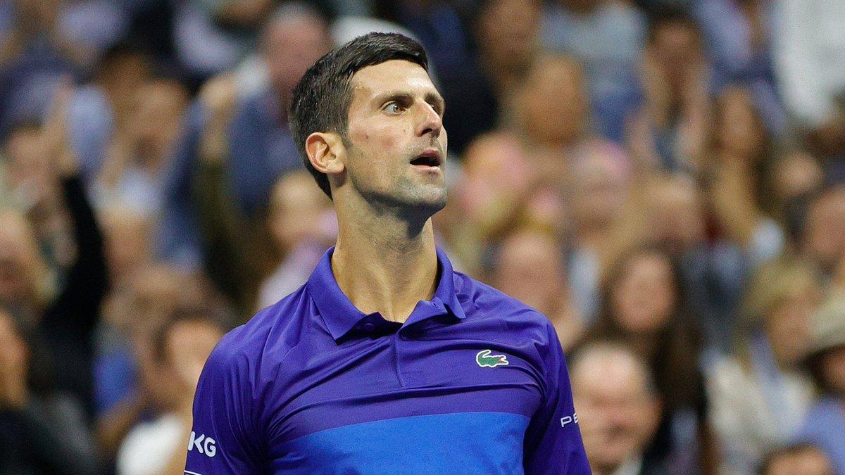 🗣️ 'Bir maç kaldı. Her şeyimi ortaya koyuyorum. Haydi bunu yapalım... Bir sonraki maça kariyerimdeki son maçmış gibi davranacağım.' #USOpen Novak Djokovic