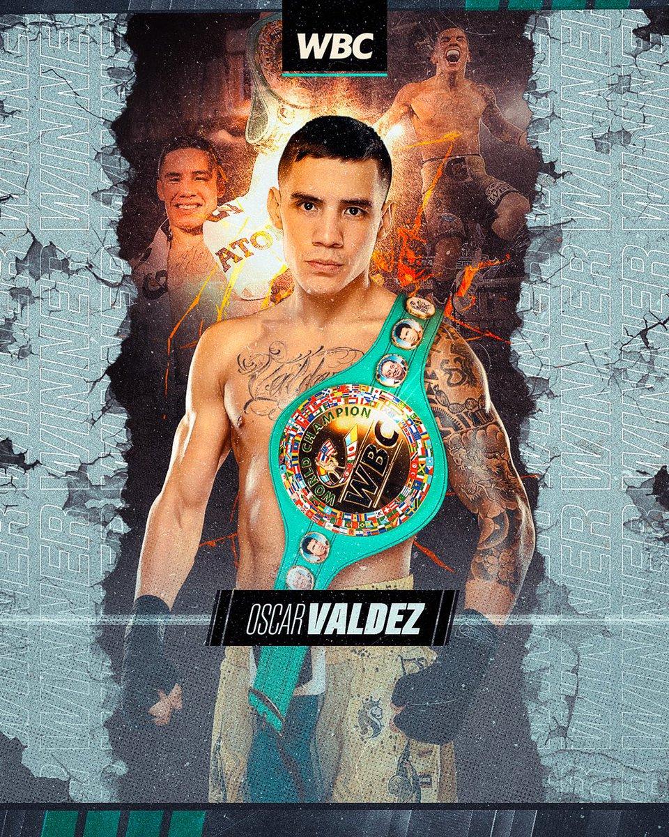 @WBCBoxing's photo on Valdez