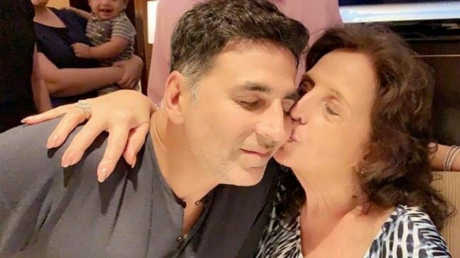Akshay Kumar remembers mom as he turns 54, says he is sure she is singing Happy Birthday