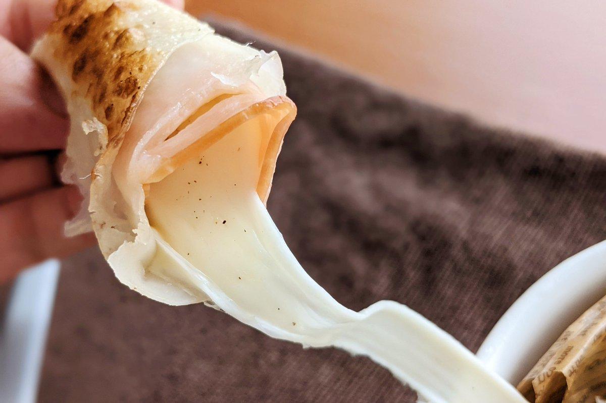 これならお手軽&簡単に作れそう!餃子の皮を使ったブリトー風アイデアレシピ!