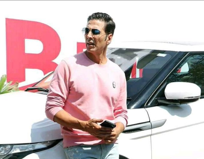 Happy Birthday Akshay Kumar (Padman) We are very excited for your upcoming movies.