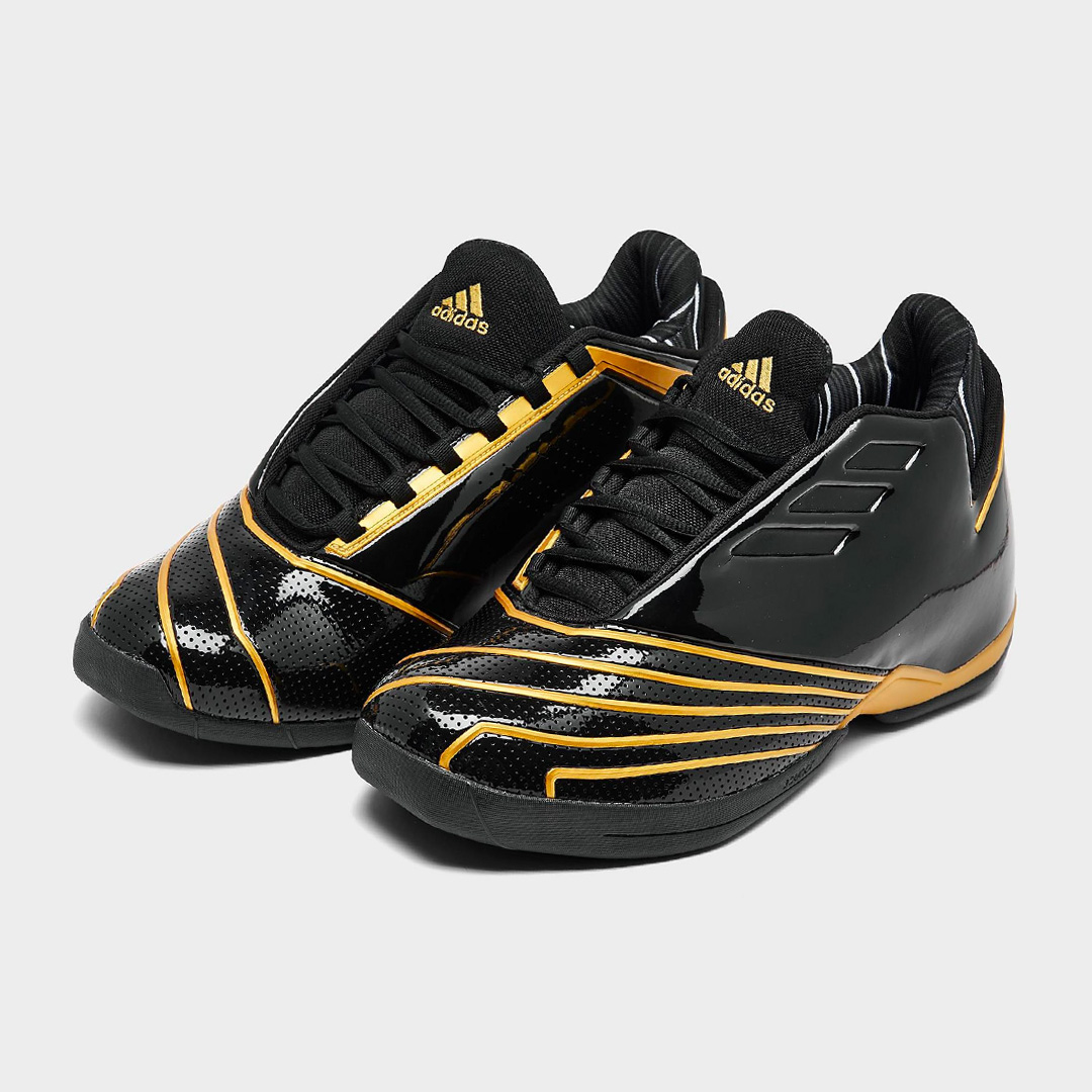 Now available on @FinishLine. adidas T-Mac 2.0. —