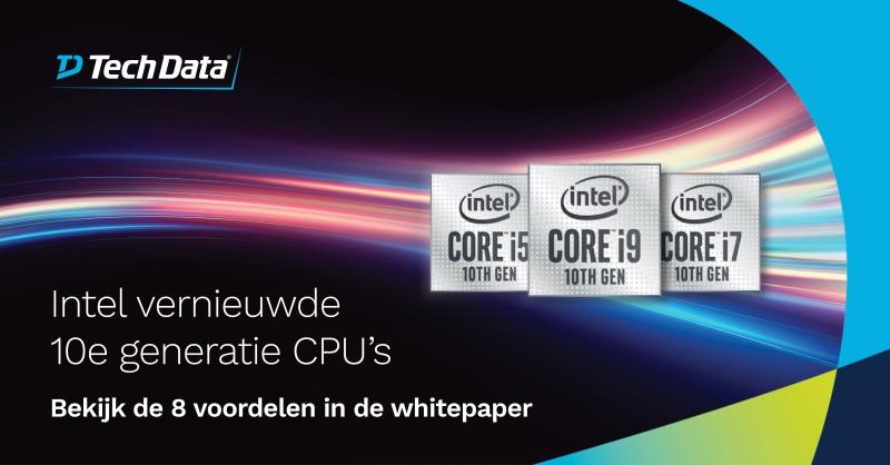 De 10e generatie Intel Corporation…