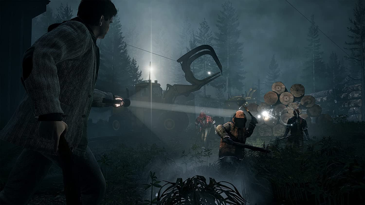 Alan Wake Remastered Rated for Switch