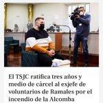 Image for the Tweet beginning: El Tribunal Superior de Justicia